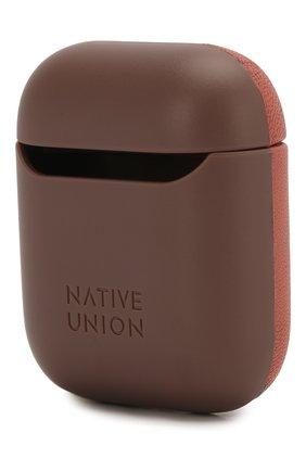 Мужской чехол для airpods NATIVE UNION розового цвета, арт. APCSE-MARQ-ROS | Фото 2