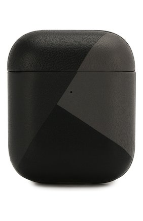 Мужской чехол для airpods NATIVE UNION черного цвета, арт. APCSE-MARQ-BLK | Фото 1