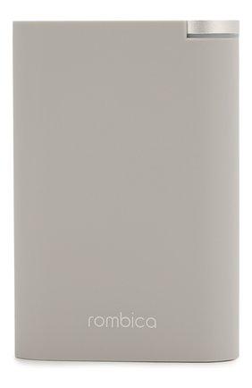 Мужского портативный аккумулятор neo alfa ROMBICA серого цвета, арт. ALF-00085 | Фото 1