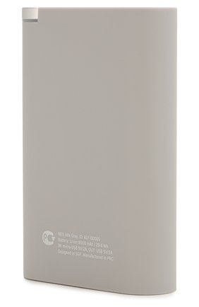 Мужского портативный аккумулятор neo alfa ROMBICA серого цвета, арт. ALF-00085 | Фото 2