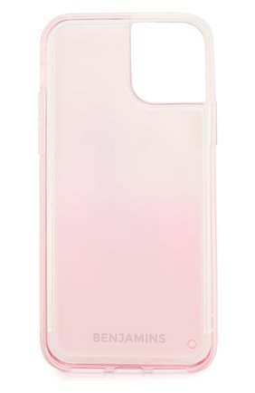 Мужской чехол для iphone 11 pro BENJAMINS розового цвета, арт. BJ1958-LIQCUTE | Фото 2