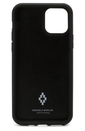 Мужской чехол для iphone 11 pro BENJAMINS разноцветного цвета, арт. M1958-3DCR0SS | Фото 2