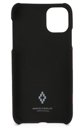 Мужской чехол для iphone 11 BENJAMINS разноцветного цвета, арт. M1961-MACCHIA | Фото 2