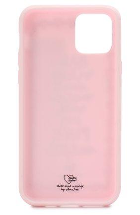 Мужской чехол для iphone 11 pro BENJAMINS розового цвета, арт. ST1958-3DPINK | Фото 2