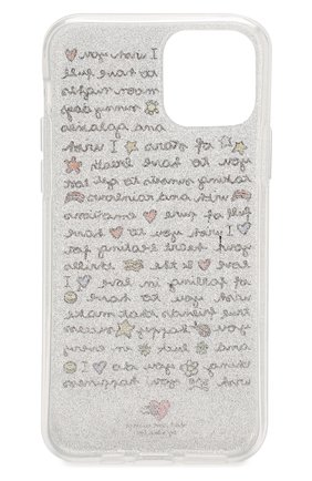 Мужской чехол для iphone 11 pro BENJAMINS серебряного цвета, арт. ST1958-GLWISH | Фото 2