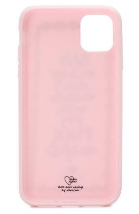 Мужской чехол для iphone 11 BENJAMINS розового цвета, арт. ST1961-3DPINK | Фото 2