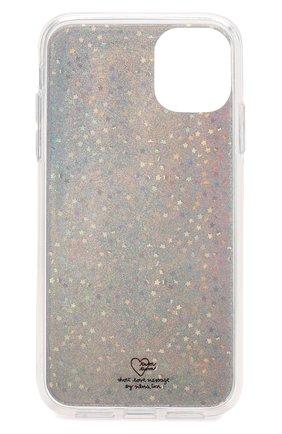Мужской чехол для iphone 11 BENJAMINS разноцветного цвета, арт. ST1961-GLBELLA | Фото 2
