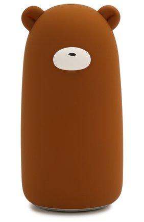 Мужского портативный аккумулятор neo teddy ROMBICA коричневого цвета, арт. NB-001T | Фото 1