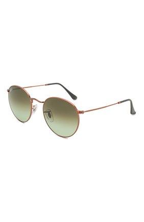 Женские солнцезащитные очки RAY-BAN темно-зеленого цвета, арт. 3447-9002A6 | Фото 1