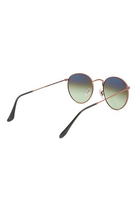Женские солнцезащитные очки RAY-BAN темно-зеленого цвета, арт. 3447-9002A6 | Фото 5