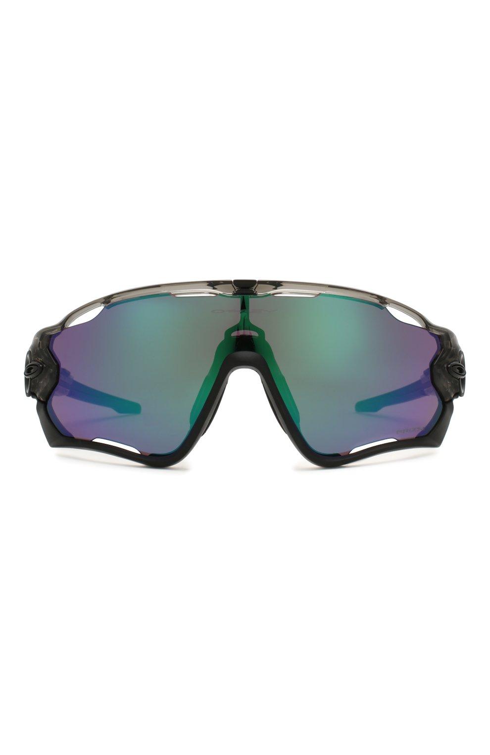 Женские солнцезащитные очки OAKLEY черного цвета, арт. 9290-929046   Фото 4