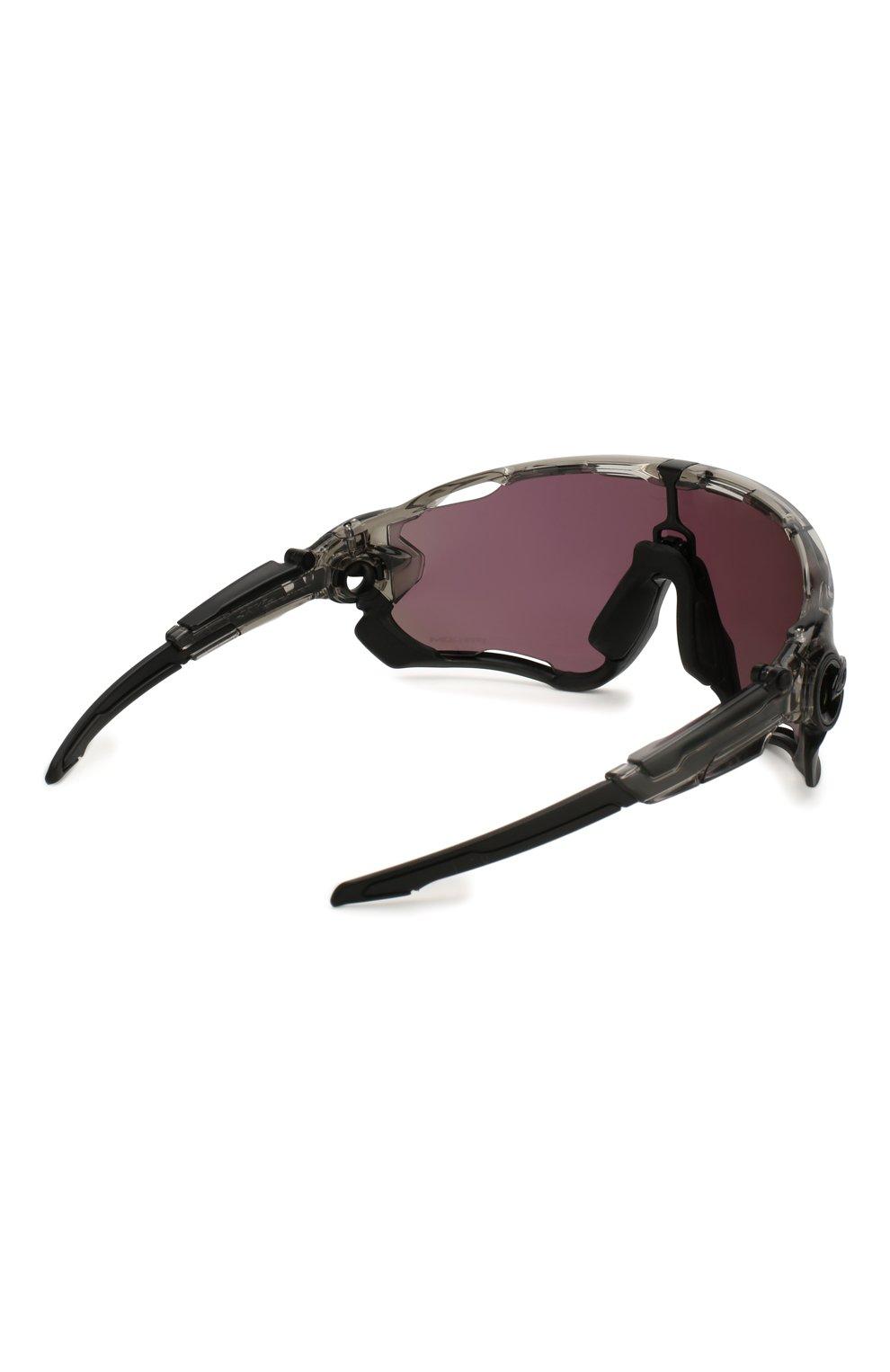 Женские солнцезащитные очки OAKLEY черного цвета, арт. 9290-929046   Фото 5