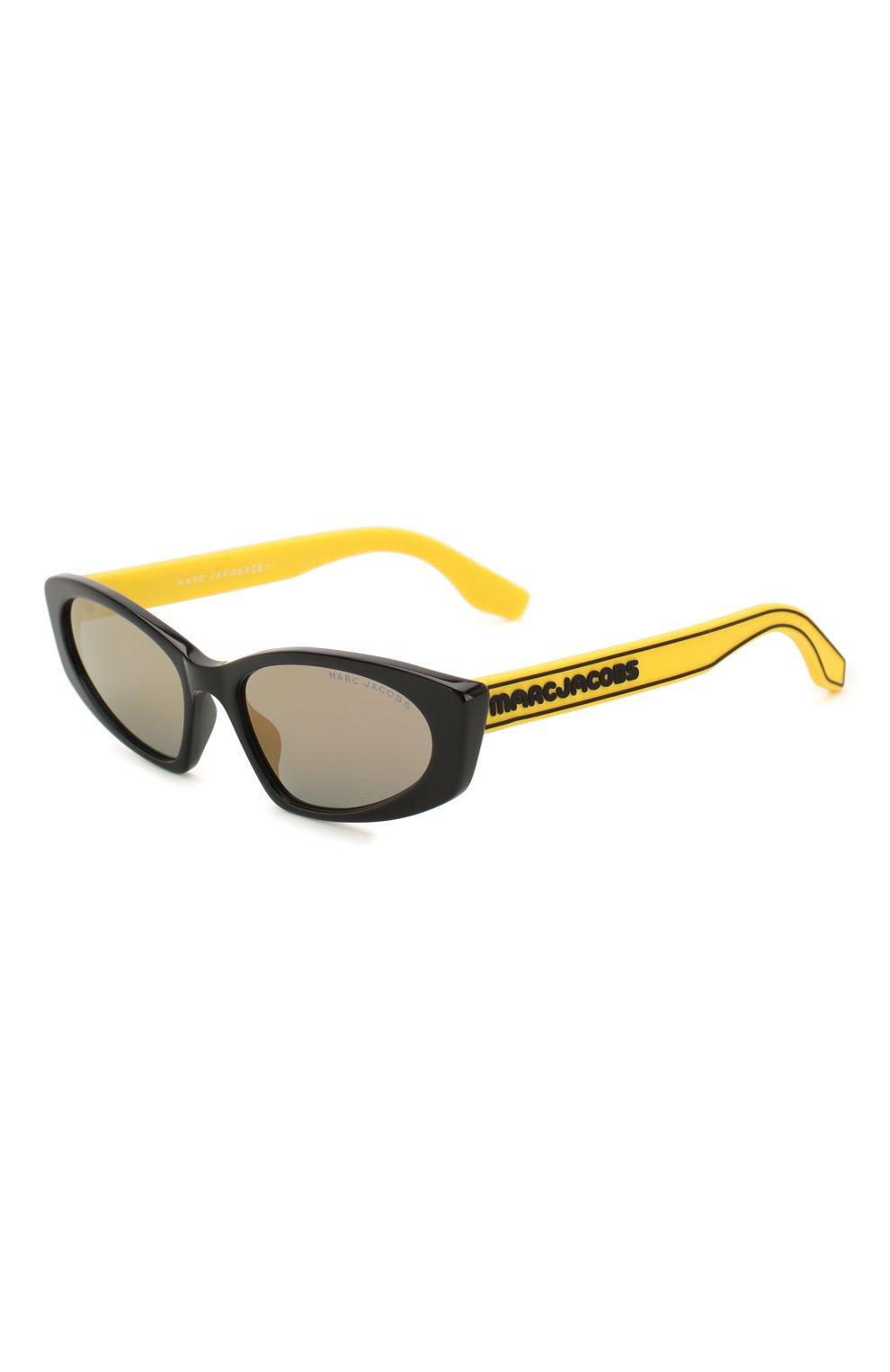 Женские солнцезащитные очки MARC JACOBS (THE) желтого цвета, арт. MARC 356 40G | Фото 1