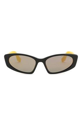 Женские солнцезащитные очки MARC JACOBS (THE) желтого цвета, арт. MARC 356 40G | Фото 3