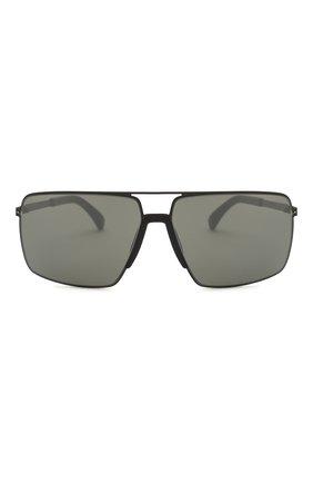 Женские солнцезащитные очки MYKITA MYLON черного цвета, арт. L0TUS/243 | Фото 4