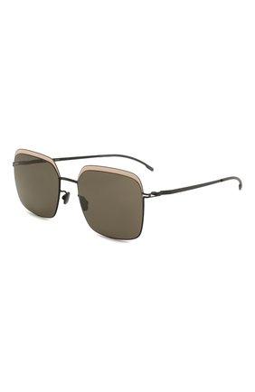 Женские солнцезащитные очки MYKITA черного цвета, арт. DALIA/404 | Фото 1 (Тип очков: С/з)