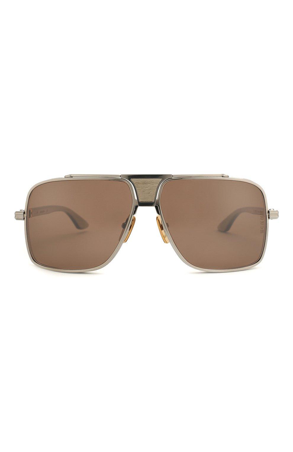 Мужские солнцезащитные очки DITA серого цвета, арт. EPLX.5/01   Фото 3