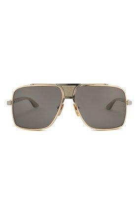 Мужские солнцезащитные очки DITA серого цвета, арт. EPLX.5/01   Фото 5