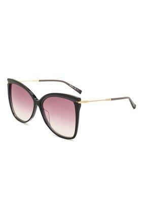 Мужские солнцезащитные очки MAX MARA черного цвета, арт. CLASSY XI/G 08A | Фото 1