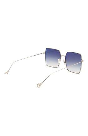Женские солнцезащитные очки EYEPETIZER голубого цвета, арт. R0DINE 1-12F | Фото 4