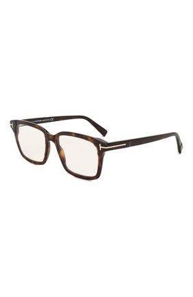 Мужские оправа TOM FORD коричневого цвета, арт. TF5661-B 052 | Фото 1