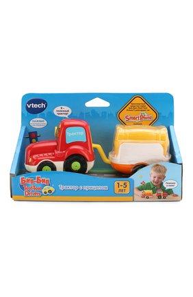 Детского игрушка трактор с прицепом VTECH разноцветного цвета, арт. 80-152326 | Фото 1