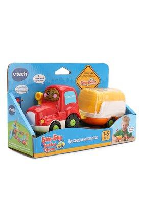 Детского игрушка трактор с прицепом VTECH разноцветного цвета, арт. 80-152326 | Фото 2