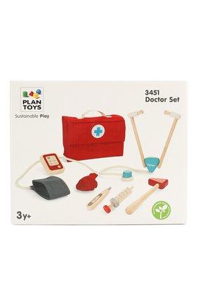 Детского игровой набор доктор PLAN TOYS разноцветного цвета, арт. 3451 | Фото 1