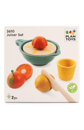 Детского игровой набор соковыжималка PLAN TOYS разноцветного цвета, арт. 3610 | Фото 1