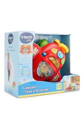 Детского игрушка самолет VTECH разноцветного цвета, арт. 80-508826 | Фото 2