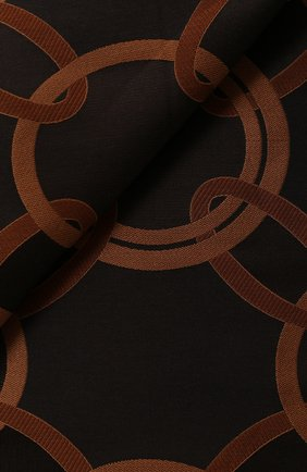 Мужского декоративная наволочка FRETTE черного цвета, арт. FR6582 F6238 050D | Фото 2