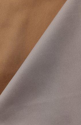 Мужского декоративная наволочка FRETTE желтого цвета, арт. FR6597 E0740 030C | Фото 2