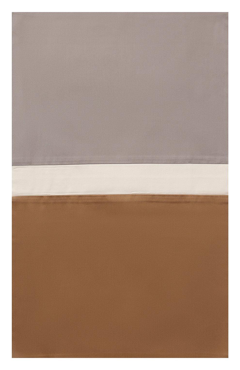 Мужского декоративная наволочка FRETTE желтого цвета, арт. FR6597 E0740 030C | Фото 3