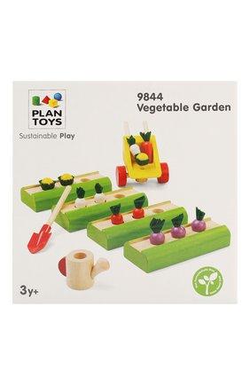 Детского игрушка овощные грядки PLAN TOYS разноцветного цвета, арт. 9844 | Фото 1