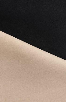Мужского декоративная наволочка FRETTE синего цвета, арт. FR6597 E0740 030C | Фото 3