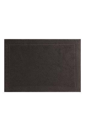 Мужского коврик для ванной комнаты FRETTE серого цвета, арт. FR6243 D0400 060E | Фото 1