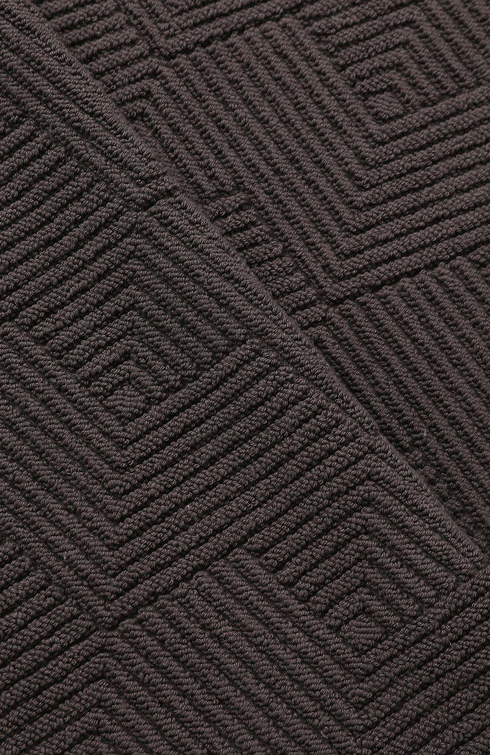 Мужского коврик для ванной комнаты FRETTE серого цвета, арт. FR6243 D0400 060E | Фото 3