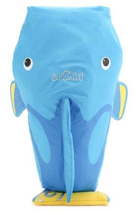 Детская рюкзак для пляжа TRUNKI голубого цвета, арт. 0173-GB01 | Фото 1