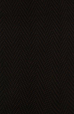 Мужские хлопковые носки TOM FORD коричневого цвета, арт. BUCC3/TFS981 | Фото 2