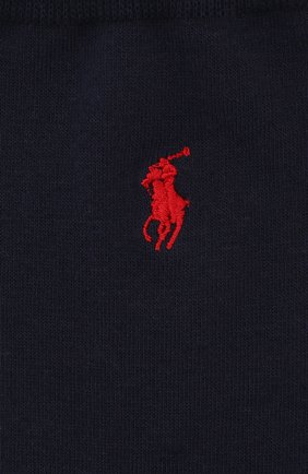 Мужские комплект из двух пар носков POLO RALPH LAUREN красного цвета, арт. 449799782 | Фото 2