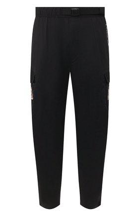 Мужской брюки-карго BAPE черного цвета, арт. 1G30152020 | Фото 1