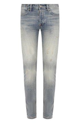 Мужские джинсы BAPE синего цвета, арт. 1F20150005 | Фото 1