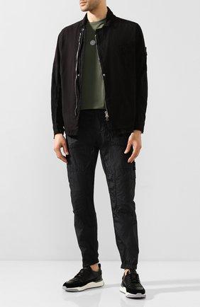 Мужская куртка STONE ISLAND SHADOW PROJECT черного цвета, арт. 7219A0102 | Фото 2
