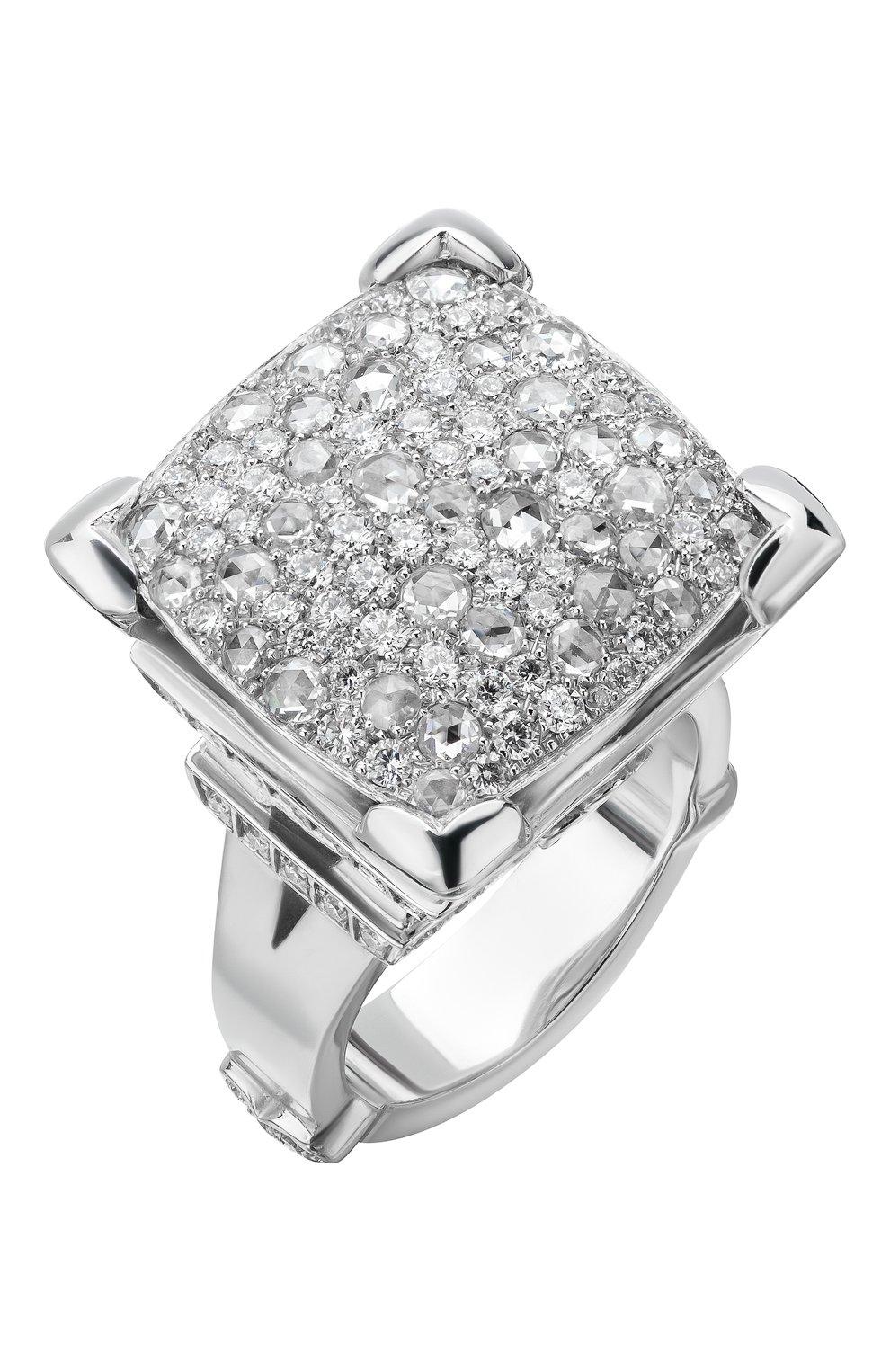 Женские кольцо PASQUALE BRUNI белого золота цвета, арт. 14602B | Фото 1