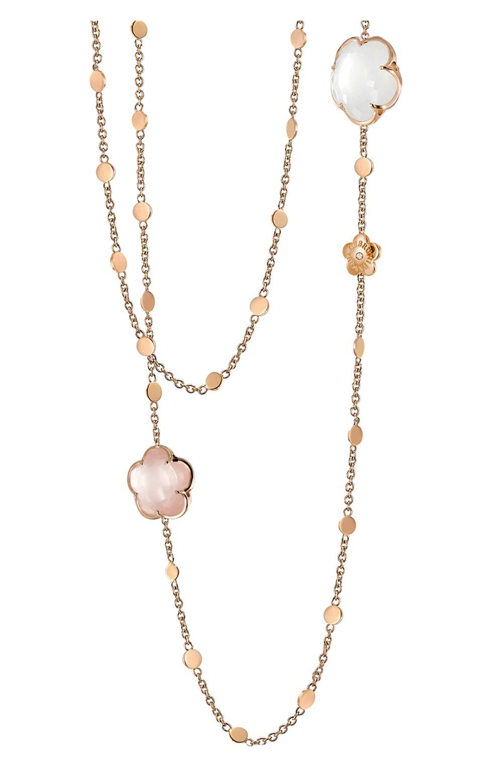 Женские колье PASQUALE BRUNI розового золота цвета, арт. 14812R | Фото 1