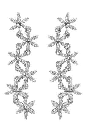 Женские серьги PASQUALE BRUNI белого золота цвета, арт. 14899B | Фото 1