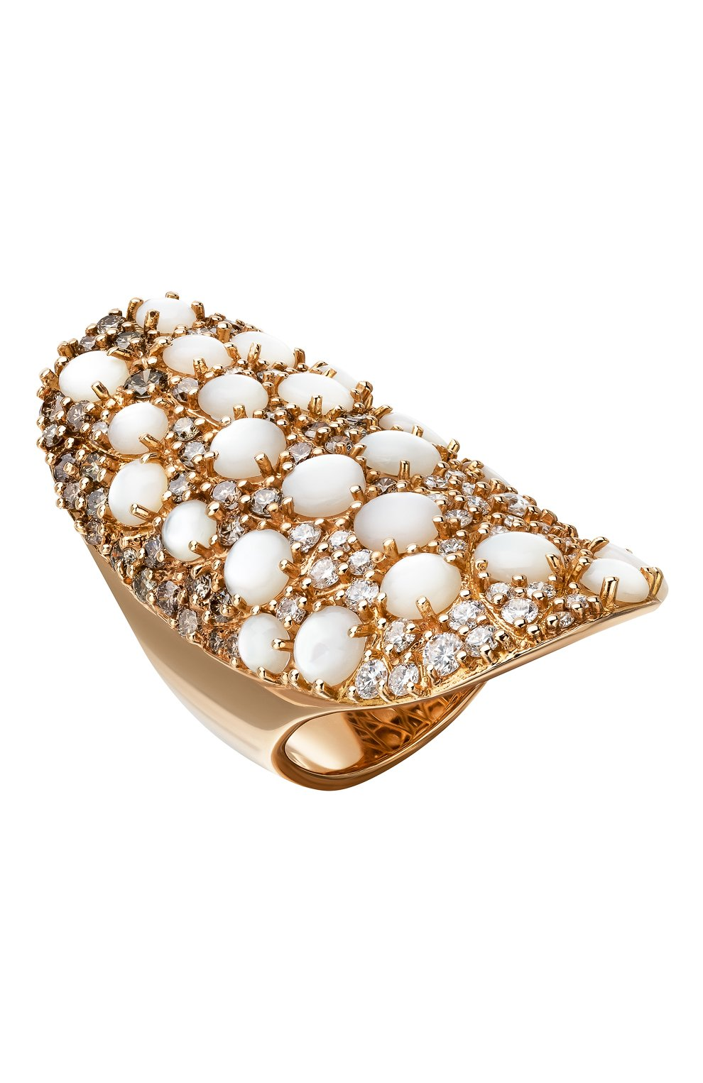 Женские кольцо PASQUALE BRUNI розового золота цвета, арт. 14911RN | Фото 1