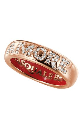Женские кольцо PASQUALE BRUNI розового золота цвета, арт. 14994R   Фото 1