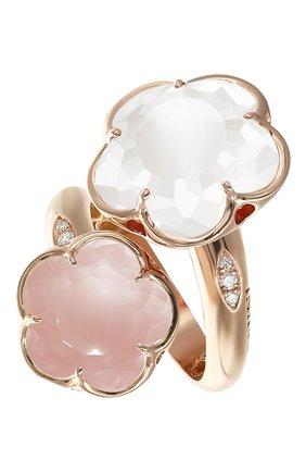 Женские кольцо PASQUALE BRUNI розового золота цвета, арт. 15058R | Фото 1