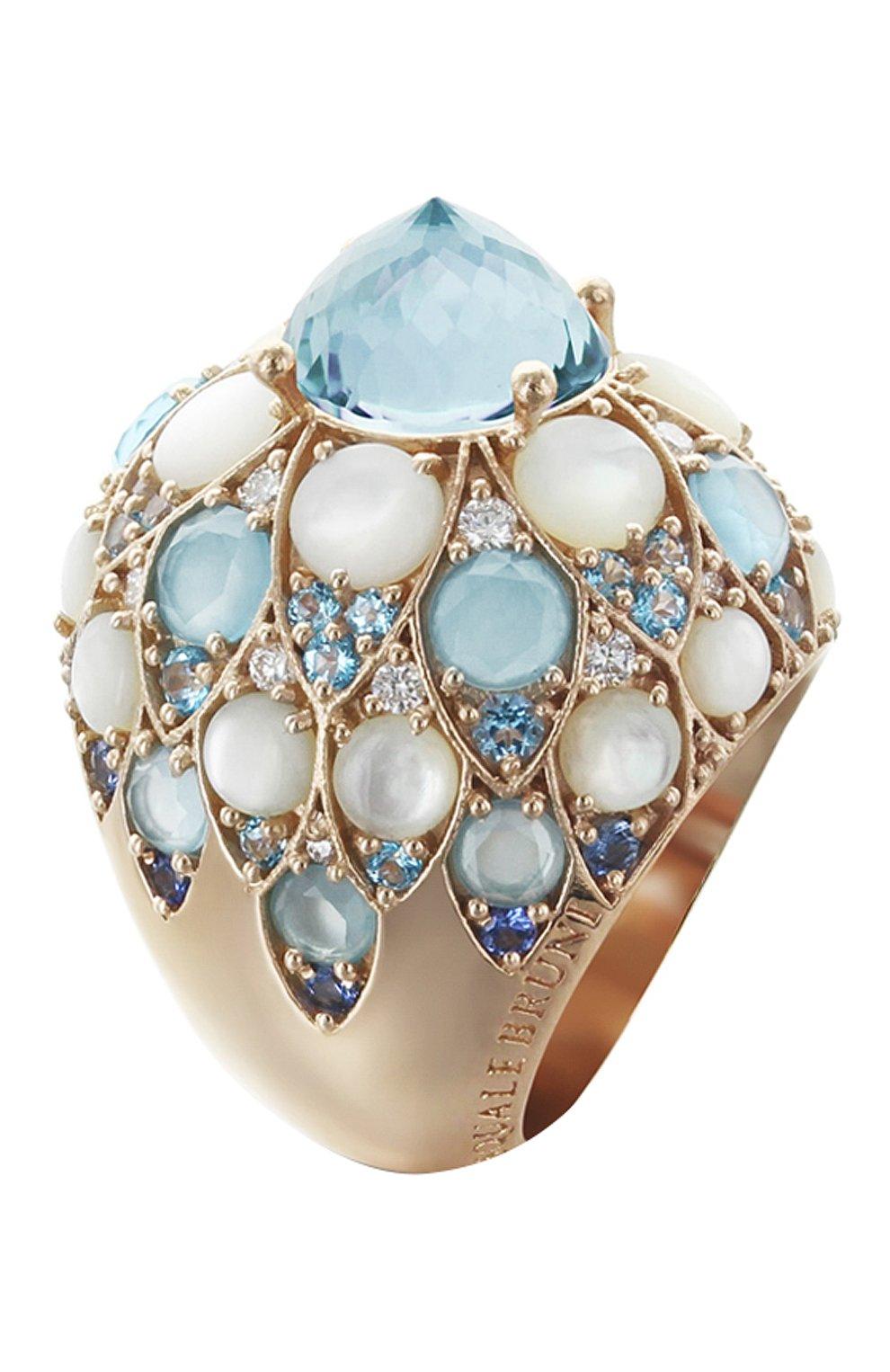 Женские кольцо PASQUALE BRUNI розового золота цвета, арт. 15140R   Фото 1